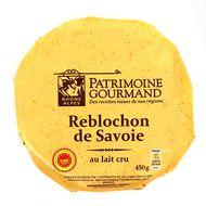 Patrimoine Gourmand - Reblochon AOP