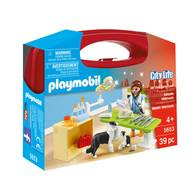 4008789056535 - PLAYMOBIL® City Life - Valisette Vétérinaire