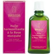 3596207206835 - Weleda - Huile Harmonisante à la rose musquée