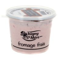 3254550047535 - Isigny - Fromage frais à la fraise