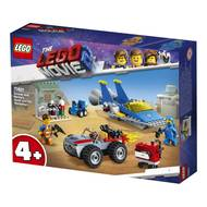 5702016367935 - LEGO® Movie 2 - 70821- L'atelier construire et réparer d'Emmet et Benny
