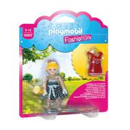 4008789068835 - PLAYMOBIL® Fashion girl - Tenue rétro