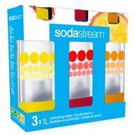 8718692610736 - Sodastream - Bouteilles pet 1l bulles