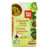 5411788042536 - Lima - Soupes de légumes verts et lentilles