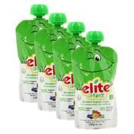 2050000354236 - Elite Organic - Gourde Pomme Abricot Figue Prune bio