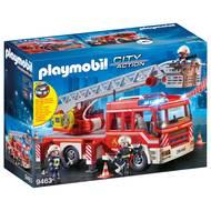 4008789094636 - PLAYMOBIL® City Action - Camion de pompiers avec échelle pivotante