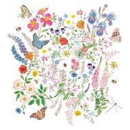 4021766268936 - Paperproducts Design - Serviettes papier Nature Romance 33x33cm