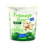 3375610000137 - Biochamps - Fromage blanc 0 % de brebis bio