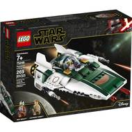 5702016370737 - LEGO® Star Wars - 75248- Resistance A-Wing Starfighter
