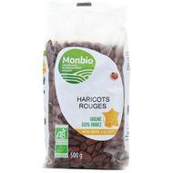 3322693000837 - Monbio - Haricots rouges bio