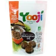 3760234501137 - Yooji - Purée d'aubergines bio surgelée en portions dès 9 mois