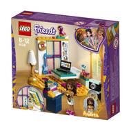 5702016111637 - LEGO® Friends - 41341- La chambre d'Andréa