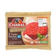 3181232222037 - Charal - Steak haché 5% mat.gr l'Authentique