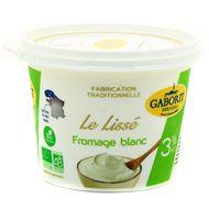 3438860002037 - Gaborit - Fromage blanc bio 3% MG Le Lissé