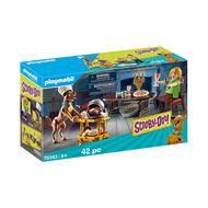 4008789703637 - PLAYMOBIL® Scooby Doo ! - Salle de diner avec Sammy