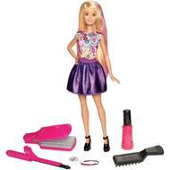 0887961383737 - Mattel - Barbie boucles et couleurs