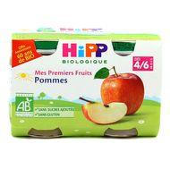 4062300284937 - Hipp - Pommes bio dès 4/6 mois