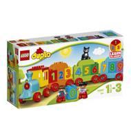 5702015866637 - LEGO® DUPLO® - 10847- Le train des chiffres