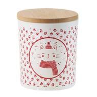 3065876168237 - Devineau - Verre blanc rouge chat Parf. Mûre Alaska