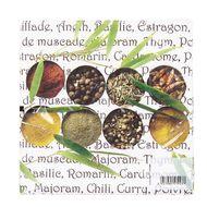 3257985579237 - Cora - Serviettes en papier Spice it up 33x33 cm