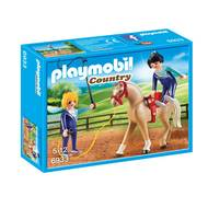 4008789069337 - PLAYMOBIL® Country - Voltigeuses et cheval