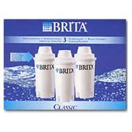 4006387020538 - BRITA - Cartouches filtrantes classiques