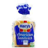 Harry's - Pain de mie Amercian Sandwich Nature, 550g