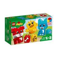 5702016110838 - LEGO® DUPLO® - 10858- Mon premier puzzle des animaux