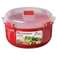 9414202011138 - Sistema - Plat à micro-ondes Microwave round