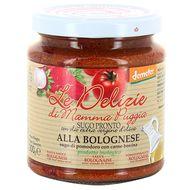 8021115291338 - Le Delizie Di Mamma Puggia - Sauce Bolognaise bio demeter