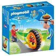 4008789092038 - PLAYMOBIL® Sport & Action - Toupie orange