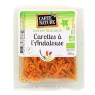 3760018883138 - Carte Nature - Salade Andalouse aux zestes d'agrumes, Bio
