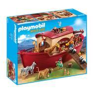 4008789093738 - PLAYMOBIL® Wild Life - Arche de Noé avec animaux