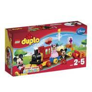 5702015355438 - LEGO® DUPLO® Mickey Mouse - 10597- La parade d'anniversaire de Mickey Mouse