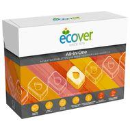 5412533416138 - Ecover - Tablette Lave Vaisselle Tout en un