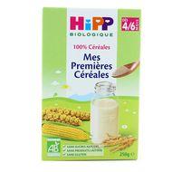 4062300037038 - Hipp - Mes Premières Céréales bio, dès 4/6 mois