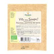 3380380037238 - Priméal - Vite, une soupe ! poireau, pomme de terre,  bio