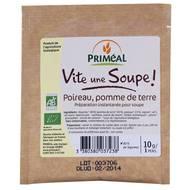 3380380037238 - Priméal - Soupe poireau, pomme de terre, bio