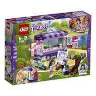 5702016077438 - LEGO® Friends - 41332- Le stand d'art d'Emma