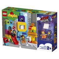 5702016367638 - LEGO® DUPLO® - 10895- Les visiteurs de la planète DUPLO® d'Emmet et Lucy