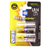 Cora Piles LR14 mega activée  1,5V
