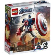 5702016912739 - LEGO® Super Heroes Marvel - 76168- Armure robot de Captain America