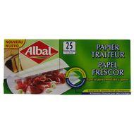 Feuilles papier traiteur ,ALBAL,