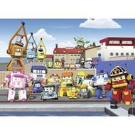 4005556864539 - Nathan - Puzzle Robocar Poli- Les habitants