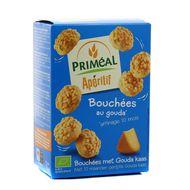 3380380074639 - Priméal - Bouchées bio au Gouda