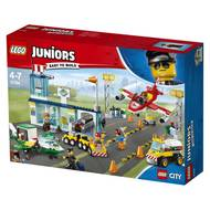 5702016117639 - LEGO® Juniors - 10764- L'aéroport City Central