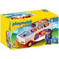 4008789067739 - PLAYMOBIL® 1.2.3 - Autocar de voyage