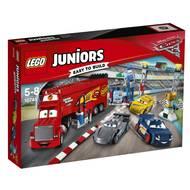 5702015868839 - LEGO® Juniors - 10745- La finale des 500 miles de Floride- Cars