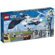 5702016369939 - LEGO® City - 60210- La base aérienne de police
