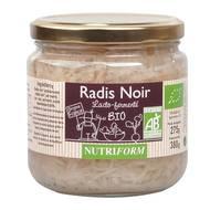 3022820000340 - Nutriform - Radis Noir Lacto-fermenté bio